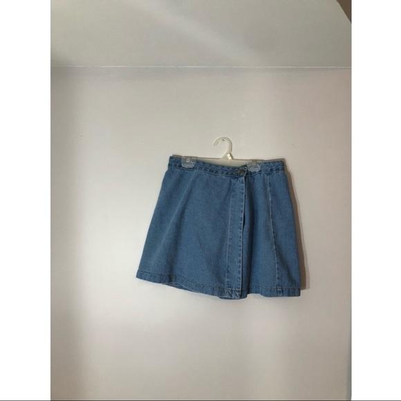Forever 21 wrap skirt